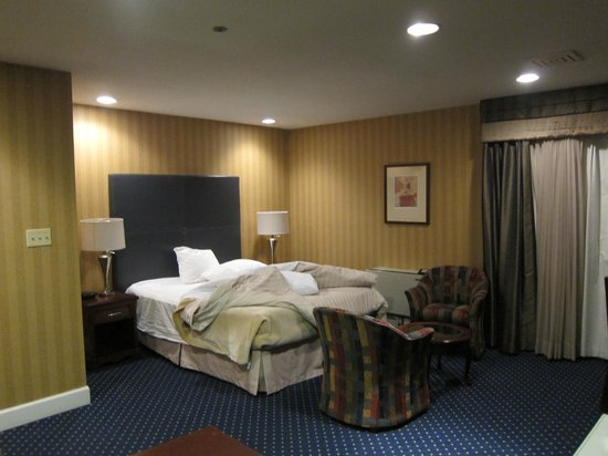 Executive Airport Plaza Hotel & Conference Centre Richmond : Spacious Room