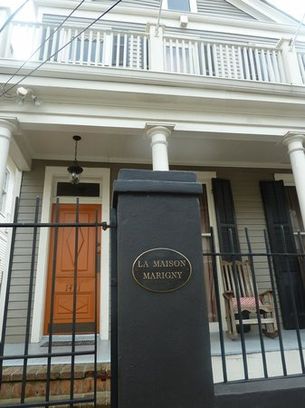 La Maison Marigny B&B on Bourbon: Photo 5
