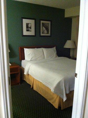 Residence Inn Brownsville: Bedroom