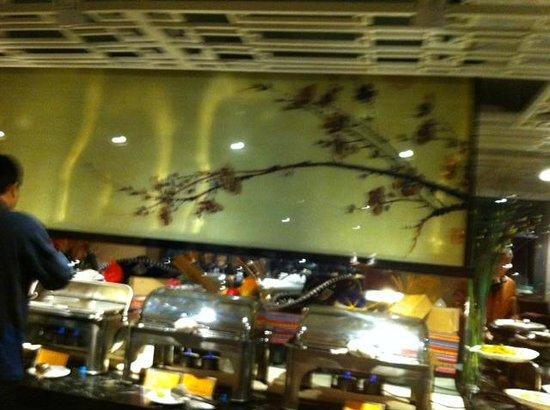 Days Hotel Beijing New Exhibition Center: the restaurant