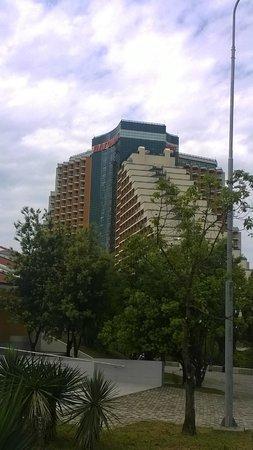 Dagomys Hotel: Оздоровительный комплекс Дагомыс