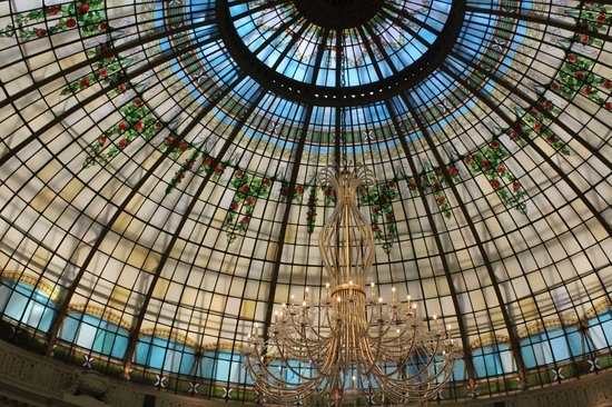 The Westin Palace Madrid: Kuppel