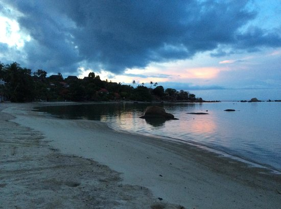 Renaissance Koh Samui Resort & Spa: Sandy Beach
