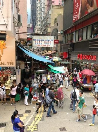 Little Adventures in Hong Kong Food and Walking Tours - Day Tour : On the tram