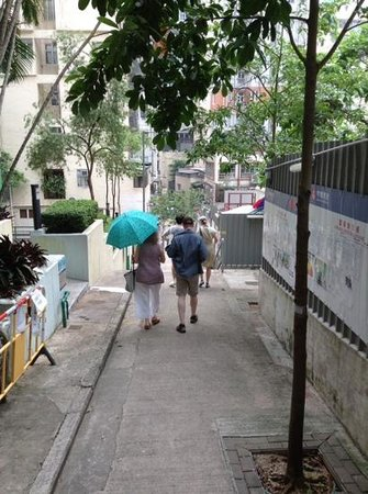 Little Adventures in Hong Kong Food and Walking Tours - Day Tour : Walking around
