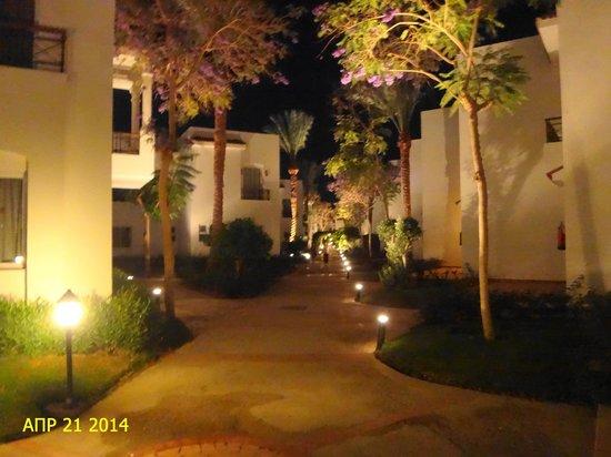 Jaz Fanara Residence : После захода солнца