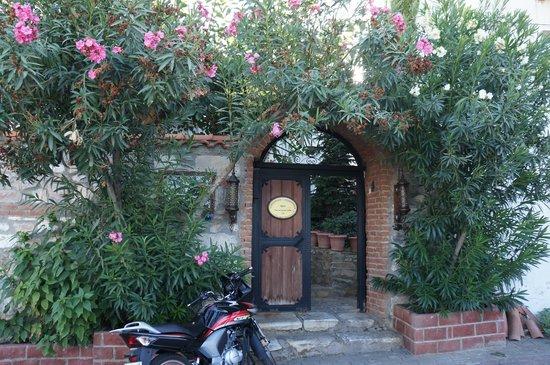 Hotel Nilya: Hotel entrance