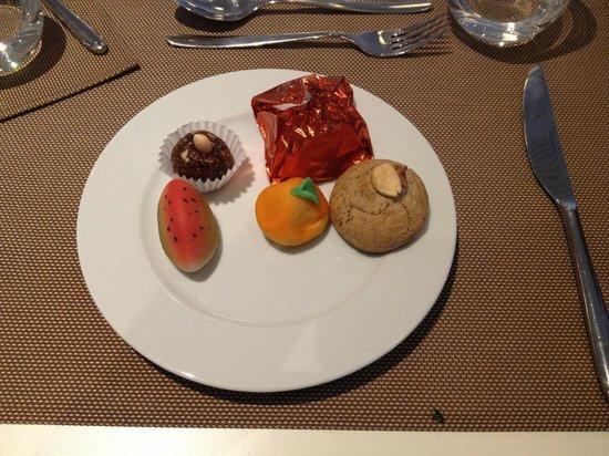 EPIC SANA Algarve Hotel: Spécialités de l'Algarve