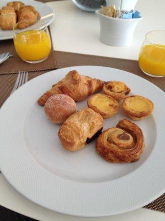 EPIC SANA Algarve Hotel: Petit déjeuner