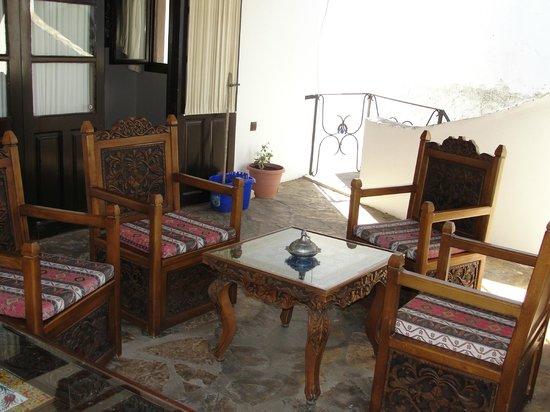 Hotel Nilya: Hotel grounds