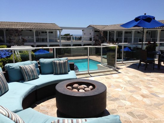 Hotel Indigo San Diego Del Mar: View from the lobby