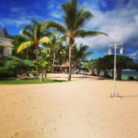 Heritage Le Telfair Golf & Spa Resort: plage