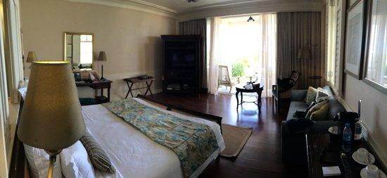 Heritage Le Telfair Golf & Spa Resort: plus de 50 m2 à disposition