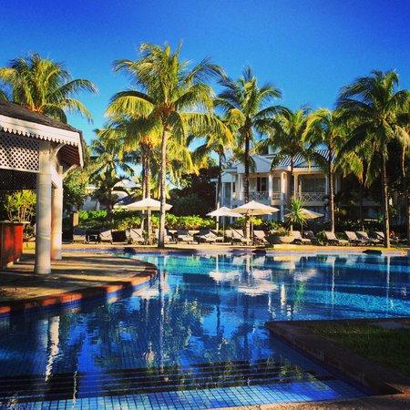 Heritage Le Telfair Golf & Spa Resort: la piscine superbe