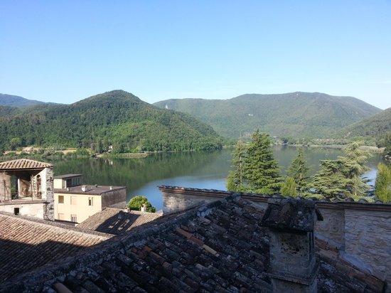 La Locanda dei Frati: View from my room