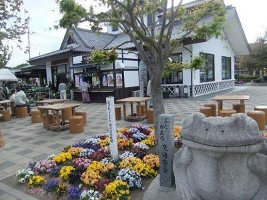 Michi-no-Eki Komochi : 道の駅こもち 外観