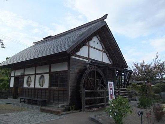 Michi-no-Eki Komochi : 足湯