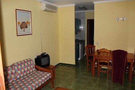 Club Martha's Aparthotel : Wohnzimmer