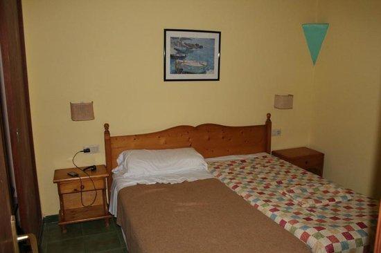 Club Martha's Aparthotel: Schlafzimmer