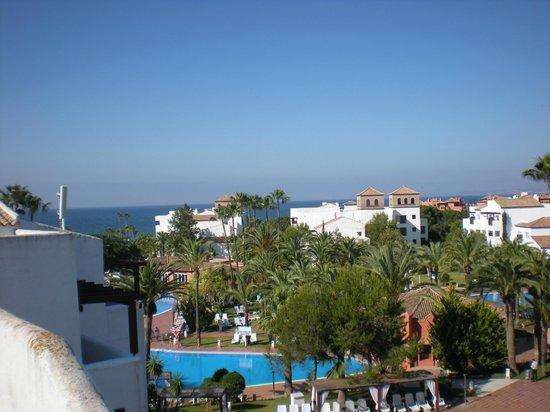 Club Marmara Marbella : vue du toit