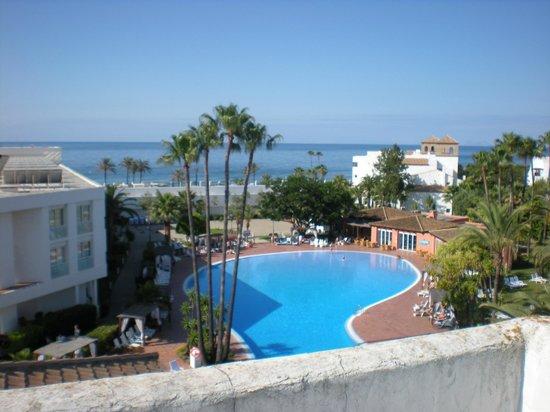Club Marmara Marbella : vue de la chambre