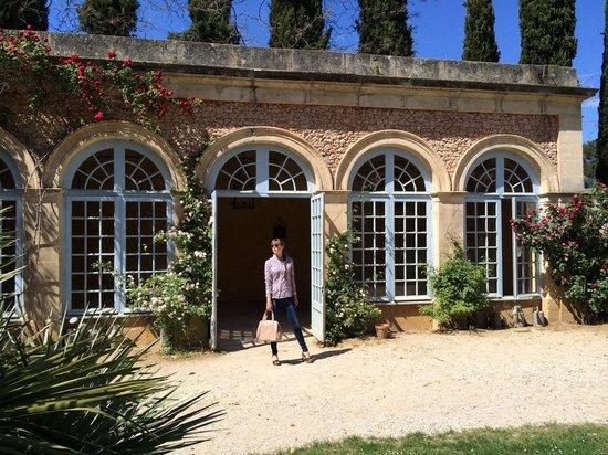 Château de Flaugergues : Superbe