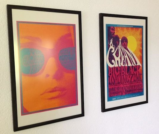 SF Rock Posters
