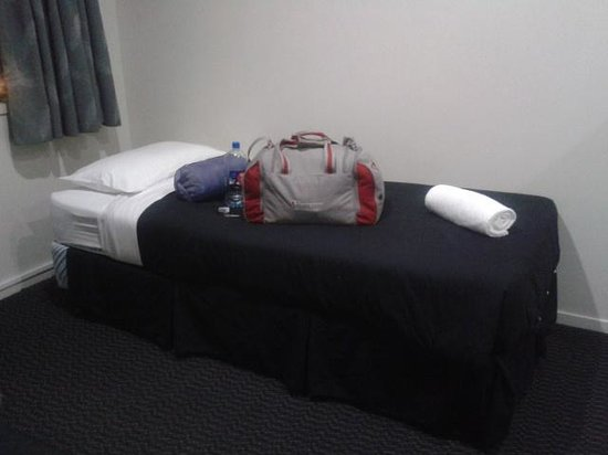 Silver Fern Lodge: my bed