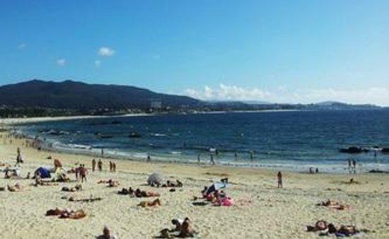 Praia Santa Baia Hotel: playa de la zona