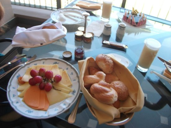 Four Seasons Hotel Alexandria: Breakfast