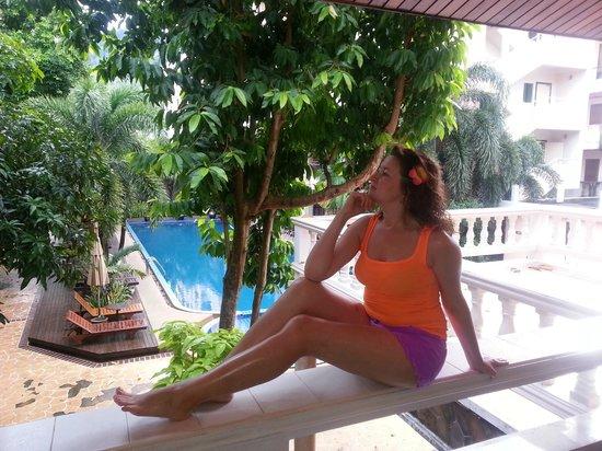Thanthip Beach Resort: Красиво жить не запретишь!