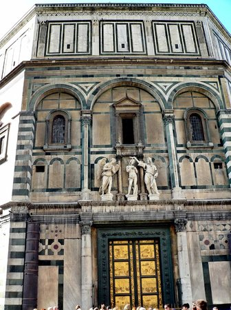 Baptistery of San Giovanni (Battistero) : Baptistery of San Giovanni