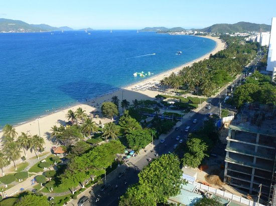 Novotel Nha Trang : view from room