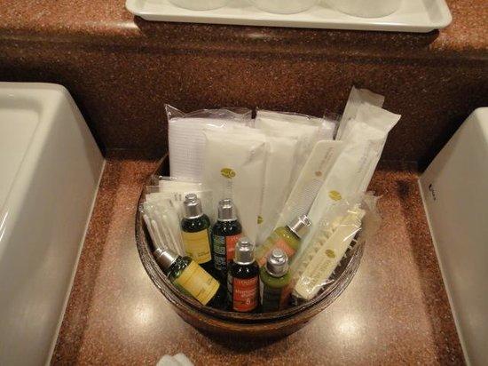 Rose Hotel Yokohama: アメニティ