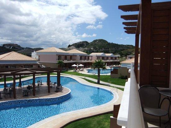 La Marquise Luxury Resort Complex: vue de la chambre