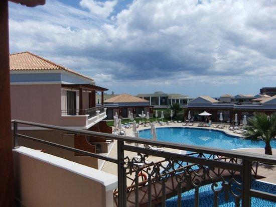 La Marquise Luxury Resort Complex : vue de la chambre 4117