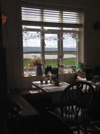 "Parkgate Seafront: ""The Little Tea Room"" recommended home made cakes and intimate atmosphere."