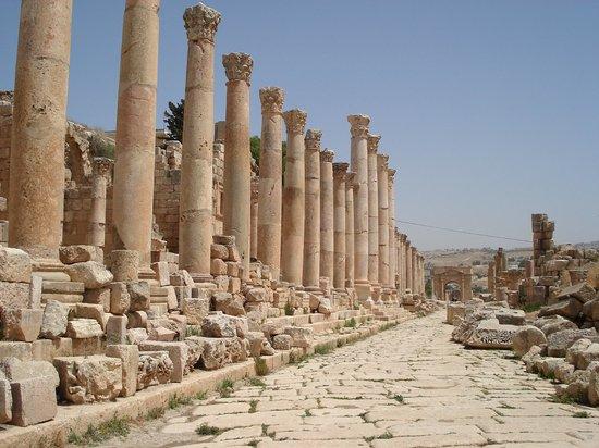 Ruinas de Jerash: Великий город