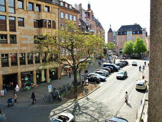 Hotel Avenue: ホテルからの眺め