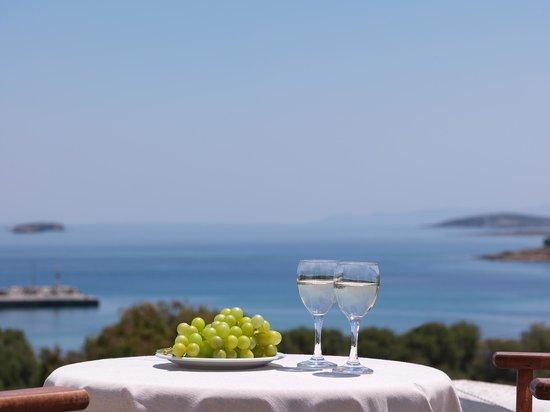 Aloni hotel view