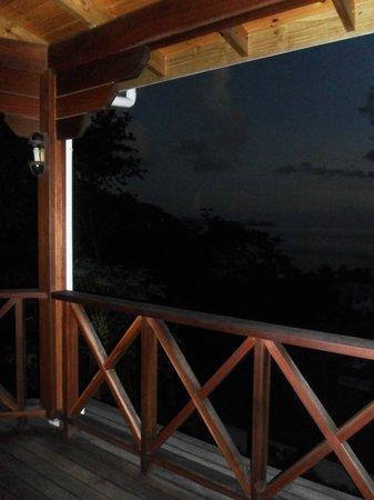 Villas de Jardin: Balkon