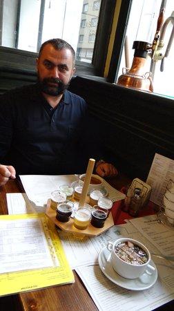 Pivovarsky dum : На обед