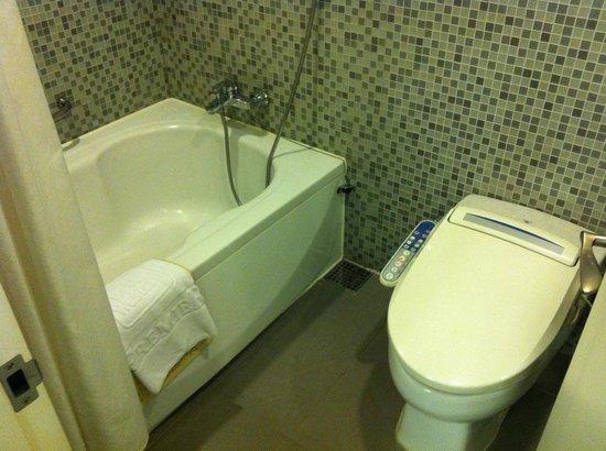 Best Western Premier Hotel Kukdo: bathroom