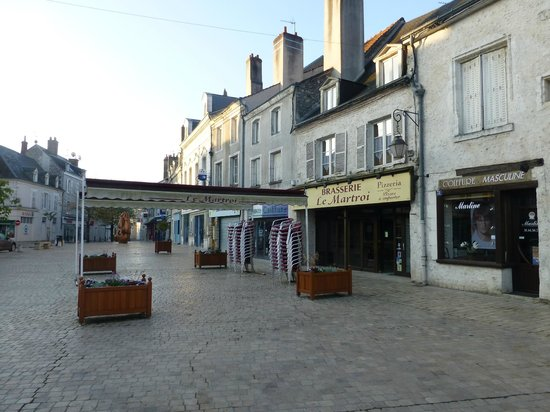 Brasserie Le Martroi  Beaugency