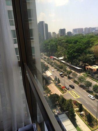 Sheraton Towers Singapore: My room view