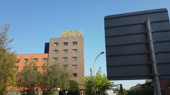 Salles Hotel Ciutat del Prat : Hotel View