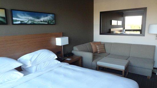 Hyatt Place Amsterdam Schiphol Airport: Room 529