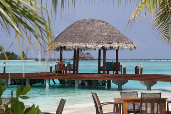 Anantara Dhigu Maldives Resort: Jetty On Arrival