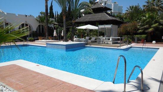 Meliá Marbella Banus: Adults pool