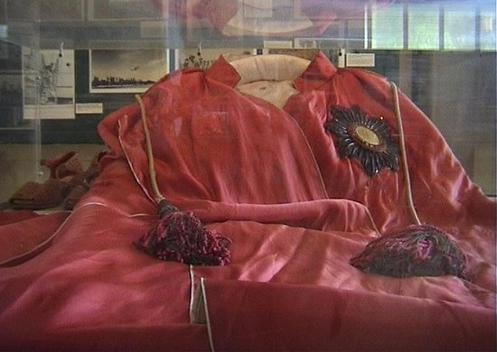 Tonga National Cultural Centre: Queen Salote's Cloak